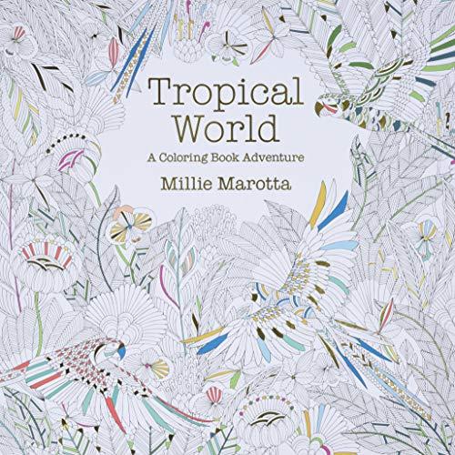 Tropical World By Millie Marotta