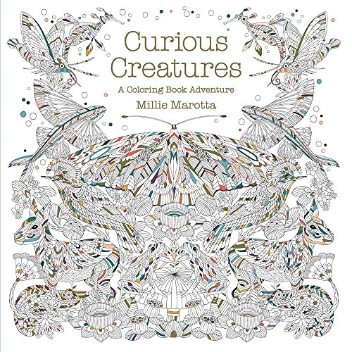 Curious Creatures By Millie Marotta