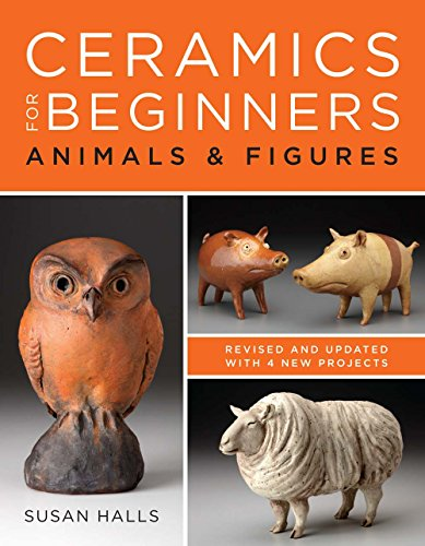Ceramics for Beginners By Susan Halls