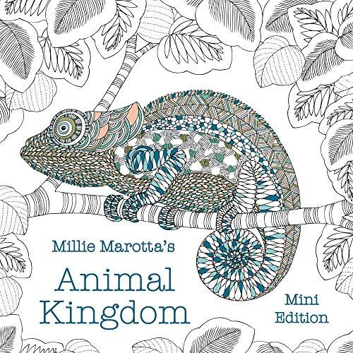 Millie Marotta's Animal Kingdom: Mini Edition By Millie Marotta
