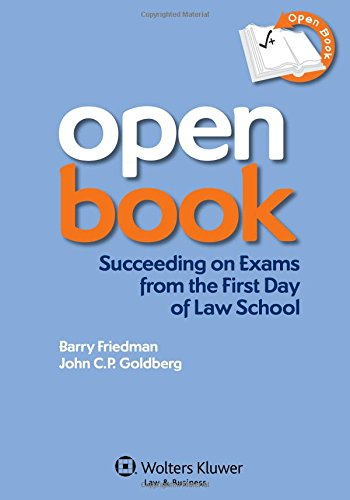 Open Book By Barry Friedman