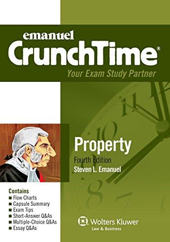 Emanuel Crunchtime for Property By Steven L Emanuel, J.D.