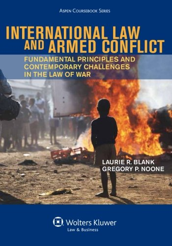International Law and Armed Conflict By Blank