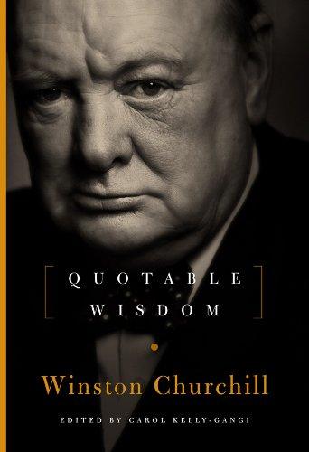 Winston Churchill By Carol Kelly-Gangi