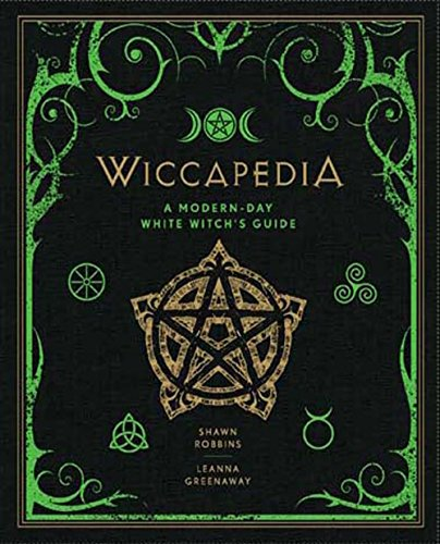 Wiccapedia By Shawn Robbins