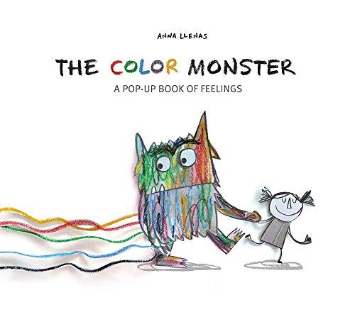 The Color Monster von Anna Llenas