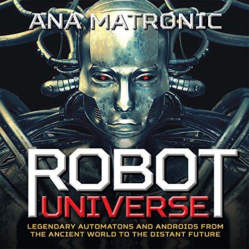 Robot Universe By Ana Matronic