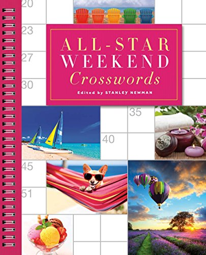All-Star Weekend Crosswords By Stanley Newman