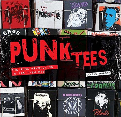 Punk Tees By Martin Popoff