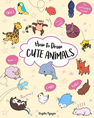 How to Draw Cute Animals, Volume 2 von Angela Nguyen