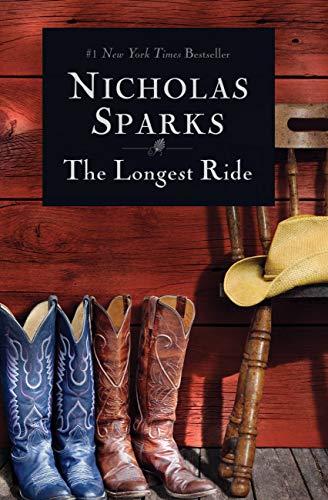 Longest Ride By Nicholas Sparks