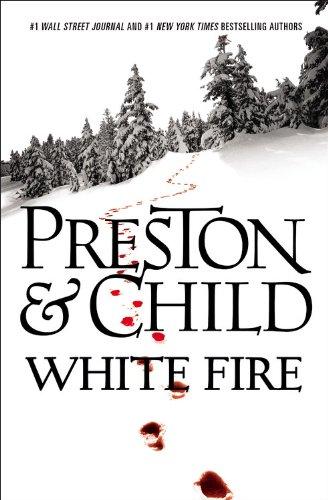 White Fire By Douglas Preston