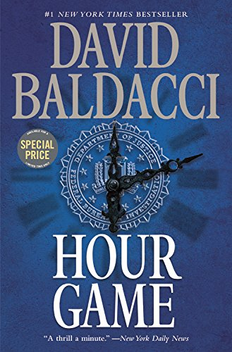 Hour Game (Value Priced) By David Baldacci