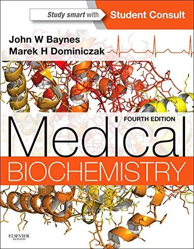 Medical Biochemistry By John Baynes