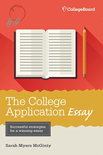 College admissions essay help myers mcginty