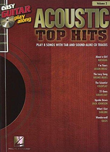 Easy Guitar Play-Along Volume 2 By Hal Leonard Publishing Corporation