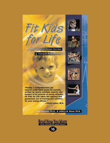 Fit Kids for Life By Jose Antonio