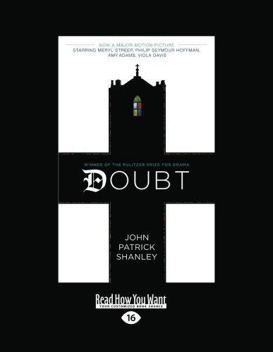 Doubt - a Parable By John Patrick Shanley
