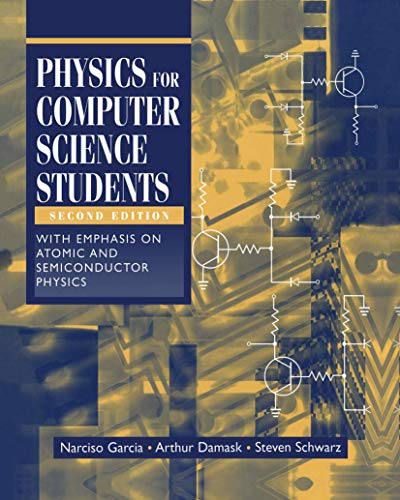 Physics for Computer Science Students By Narciso Garcia
