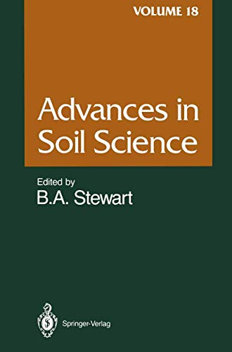 Advances in Soil Science By M.S. Aulakh