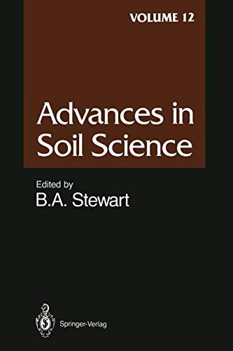 Advances in Soil Science By S.K. Jalota