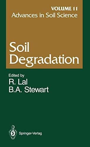 Advances in Soil Science By I.P. Abrol