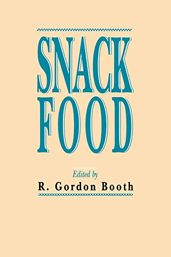 Snack Food By R. Gordon Booth