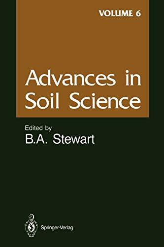 Advances in Soil Science By R.R. Allmaras