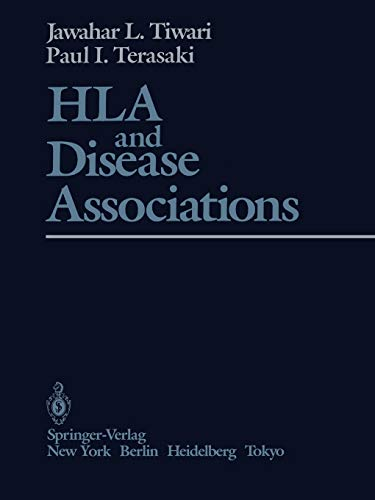 HLA and Disease Associations By J.L. Tiwari