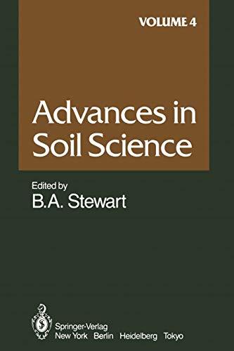 Advances in Soil Science By L.R. Ahuja