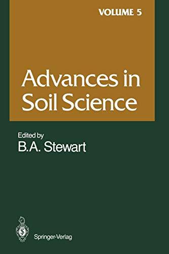 Advances in Soil Science By S.K. De Datta
