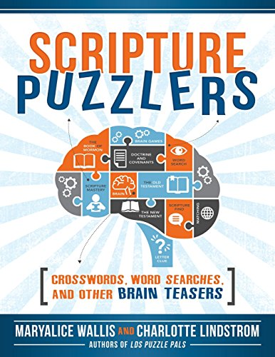 Scripture Puzzlers By Maryalice Wallis