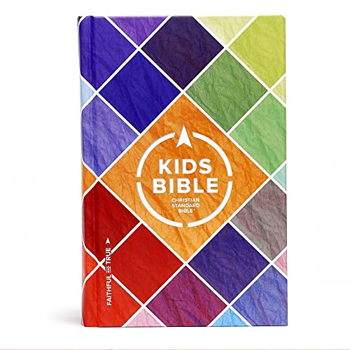CSB Kids Bible, Hardcover von Broadman & Holman Publishers