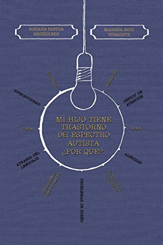 Mi Hijo Tiene Trastorno del Espectro Autista Por Que? By Bibiana Pastor y Marisol Ruiz