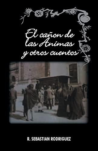 El Canon de Las Animas y Otros Cuentos By R Sebastian Rodriguez
