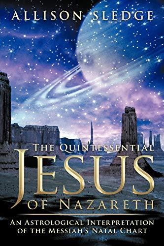 The Quintessential Jesus of Nazareth By Allison Sledge