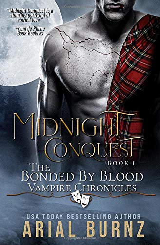 Midnight Conquest By Arial Burnz