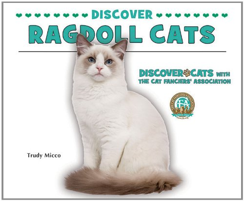 Discover Ragdoll Cats By Trudy Micco