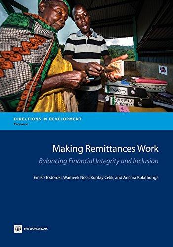 Making remittances work By Emiko Todoroki