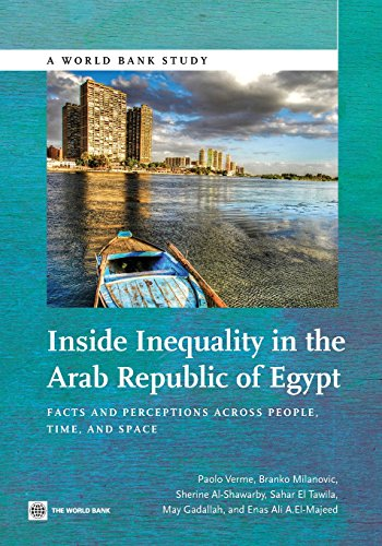Inside inequality in the Arab Republic of Egypt By Paolo Verme