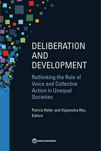 Deliberation and development By World Bank