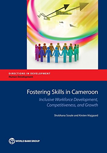 Fostering skills in Cameroon By World Bank