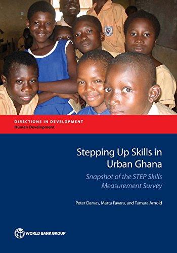 Stepping up Skills in urban Ghana By Peter Darvas