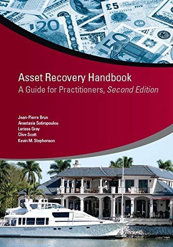 Asset recovery handbook By World Bank