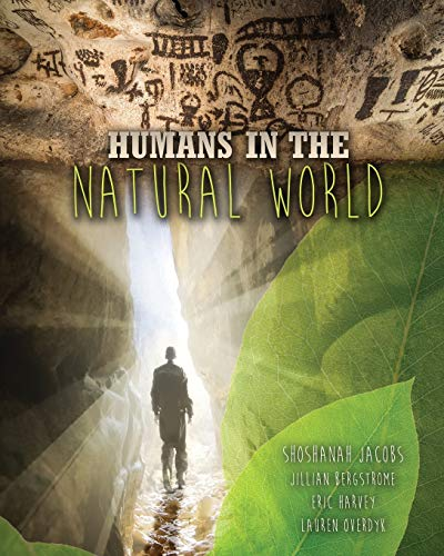 Humans in the Natural World By Shoshanah Jacobs