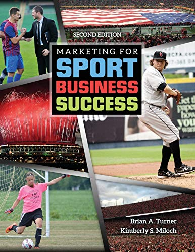 Marketing for Sport Business Success By Bonnie Parkhouse