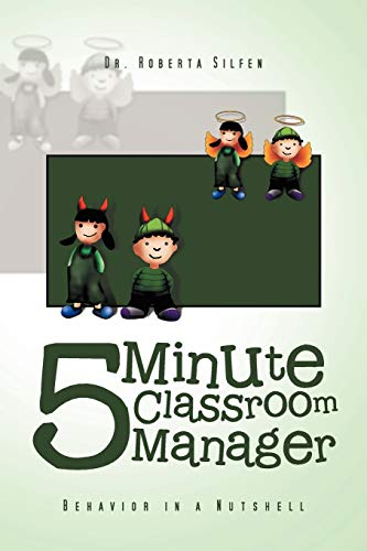 5 Minute Classroom Manager By Roberta Silfen