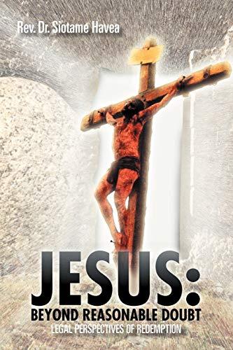 Jesus By Rev Dr Siotame Havea