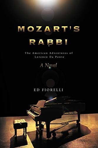 Mozart's Rabbi By Ed Fiorelli