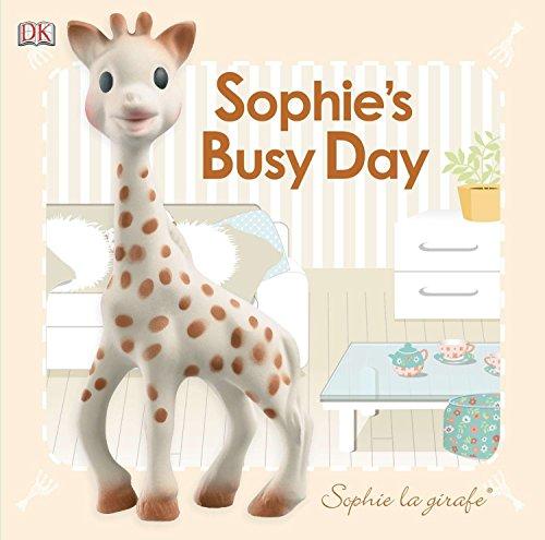 Sophie La Girafe: Sophie's Busy Day By Kindersley Dorling